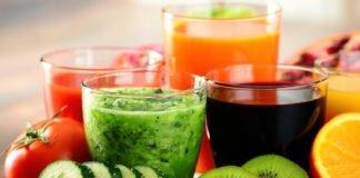 здоровые напитки