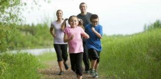 здоровый образ жизни у детей