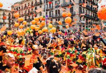 испанские праздники и фестивали