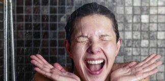 правильный контрастный душ