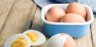 Яйцо польза или вред