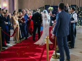 свадьба в голливудском стиле